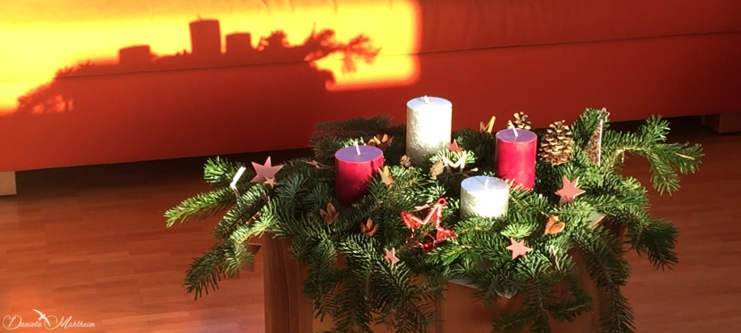 Happy Advent season – Wundervolle Adventszeit