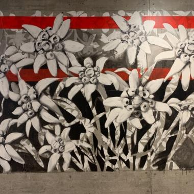 daniela, muehlheim, danielamühlheim, ladybird, exploring, earth, abundance, trainstation, artwork